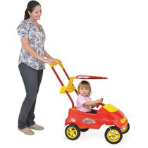 Baby Car - Vermelho e Amarelo Homeplay - Home play