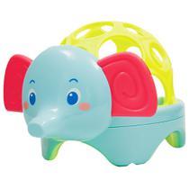 Baby Elefante Com Luz Ball - Buba Baby -