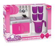 Baby Kichen - Cozinha - Pia e Acessórios - Usual Brinquedos -