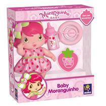 Baby moranguinho com acessorios 15 cm - Mimo