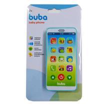Baby Phone Azul 6841 - Buba -
