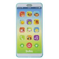 Baby Phone Azul - Buba - Buba Toys