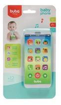 Baby Phone Azul- Buba -