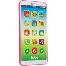 Baby Phone Brinquedo Infantil Celular Musical Buba -