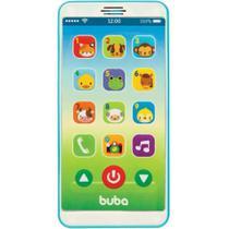 Baby Phone - Celular - Azul - Buba - Buba Toys