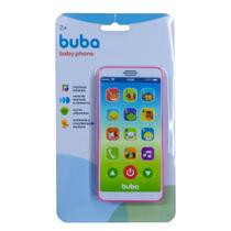 Baby Phone Rosa 6842 - Buba -