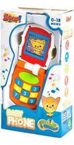 Baby Phone Telefone Musical Zoop Toys - ZP00025 -