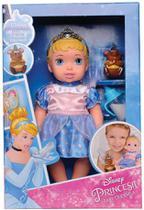 Baby Princesa de Vinil Com Pet - Cinderela Mimo MIMO - Disney