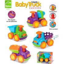 Baby Truck 0245 - ROMA - Roma Brinquedos -