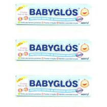 Babygloss Pomada P/ Assaduras 30g (Kit C/03)