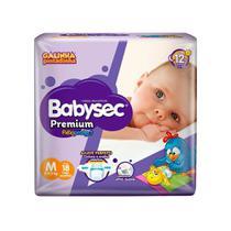 Babysec Premium Fralda Infantil M C/18 -