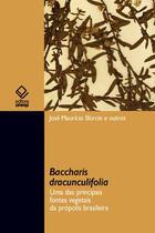 Baccharis dracunculifolia - Unesp -