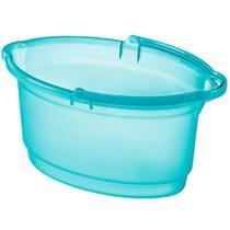 Bacia Plástico 10L Hydrus Quadrada Verde 225/1 Sanremo -