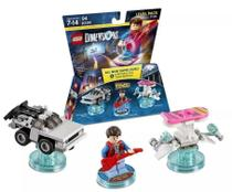 Back To The Future Level Pack - Lego Dimensions - Warner Bros