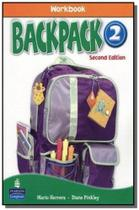 Backpack 2 - workbook - with audio cd - Pearson