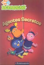 Backyardigans - agentes secretos - Editora fundamento educacional ltda
