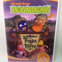Backyardigans - fuga da torre (dvd) - Paramount home entertainment l