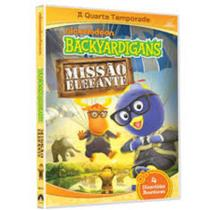 Backyardigans - missao elefante(dvd) - Paramount home entertainment l