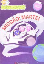 Backyardigans - Missão: Marte! - Fundamento