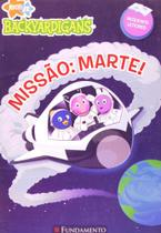 Backyardigans - Missão Marte - Fundamento -