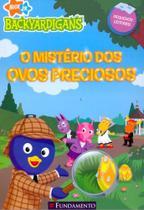Backyardigans - o misterio dos ovos preciosos - Editora fundamento educacional ltda -