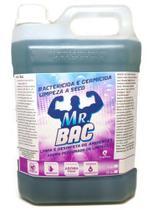 Bactericida Mr Bac Air Com Fragância P/ Ar Condicionado 5l - Equimica