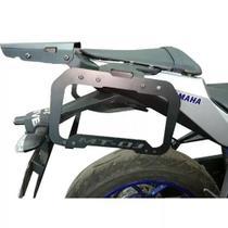 Bagageiro E Afastador De Alforges Yamaha Mt 03 320 cc - Ação Acessórios