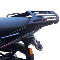 Bagageiro Modelo Fixo Yamaha Fazer 150 - Ação Acessórios