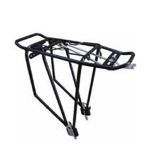 Bagageiro para Bicicleta Alumínio Ajustável (Aro 26 e 29) - Kalf