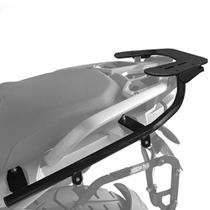 Bagageiro Rack Suporte Bau Top R 1200 Gs Scam 2013/ Prata -
