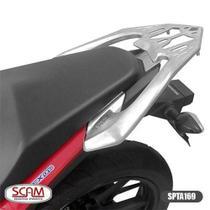 Bagageiro Reforçado Scam Cb Twister 250 2016 Em Diante -