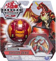 Bakugan Dragonoid Gigante com Card - Armored Alliance Sunny - Spin Master