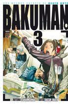 Bakuman - Vol. 3 - Jbc -
