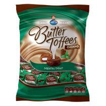 Bala Butter Toffees Chokko Menta 600g - Arcor -
