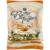 Bala Butter Toffees Coco 600g - Arcor -