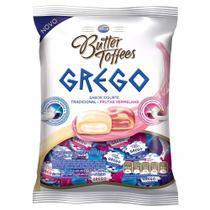 Bala Butter Toffees Grego Iogurte Frutas Vermelhas 600g - Arcor -