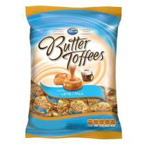 Bala Butter Toffees Leite 600g - Arcor -