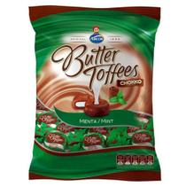 Bala Butter Toffees Menta 600g - Arcor -