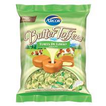 Bala Butter Toffees Torta de Limão 600g - Arcor -