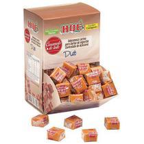 Bala de Caramelo de Leite Diet Caixa com 700g - Hué