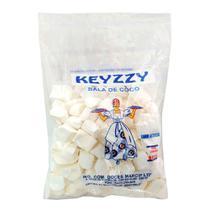 Bala de Coco Branca 800g - Keyzzy -