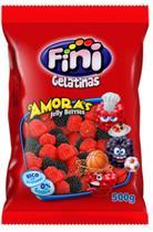 Bala De Gelatina Amoras 500g - Fini -