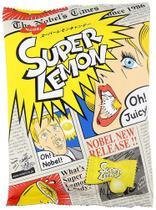 Bala de Limão Super Lemon Candy 84g - Nobel -