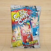 Bala Japonesa Mix 3 Em 1 (super Lemon Super Cola Super Soda) - Nobel