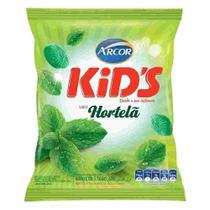 Bala Kids Hortela 600gr Arcor -