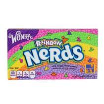 Bala nerds wonka rainbow throwback - todos os sabores 141,7g -