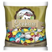 Bala Recheada Sortida Sonhare 600g - Boavistense -