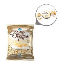 Bala Toffes Chocolate Branco 750g Arcor - Festabox