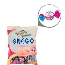 Bala Toffes Yogurte Grego Frutas Vermelhas 600g Arcor - Festabox