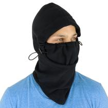 Balaclava Térmica 4 em 1 Winter Warmer Unissex Thermo Fleece - Fiero